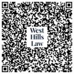 West Hills Law QR Code